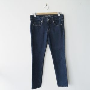 American Eagle Skinny Jeans, Size 4 Short